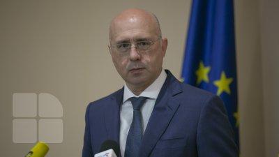 Pavel Filip, despre decizia CC: Îi sancționează pe Dodon și Șor