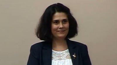 Liliana Iaconi a fost numită în funcţia de secretar general al Guvernului