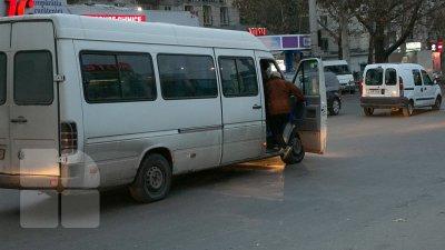 Rutele de microbuz care îşi vor modifica traseul, începând din 1 noiembrie