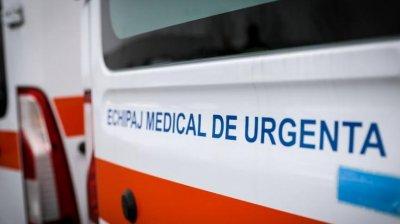 ROMÂNIA: Un copil de trei ani a ajuns la spital cu arsuri pe 70% din corp, după ce hainele puse la uscat pe sobă au luat foc