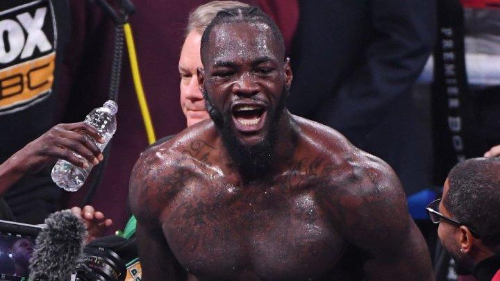 Deontay Wilder şi-a apărat cu succes centura de campion mondial în versiunea WBC, în categoria grea