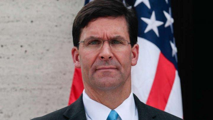 Secretarul Apărării din SUA l-a demis pe comandantul Marinei