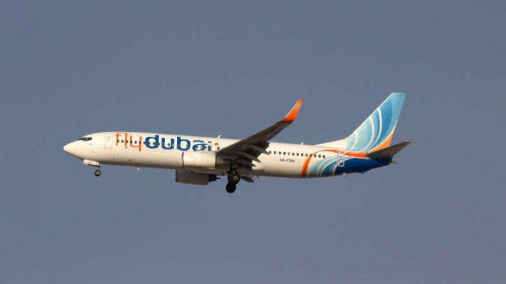 O eroare de pilotaj, cauza prăbuşirii unui avion de pasageri al Flydubai în Rusia în 2016