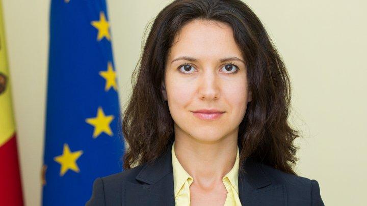 Olesea Stamate despre desemnarea lui Ion Chicu: Este o sfidare a cooperării cu UE