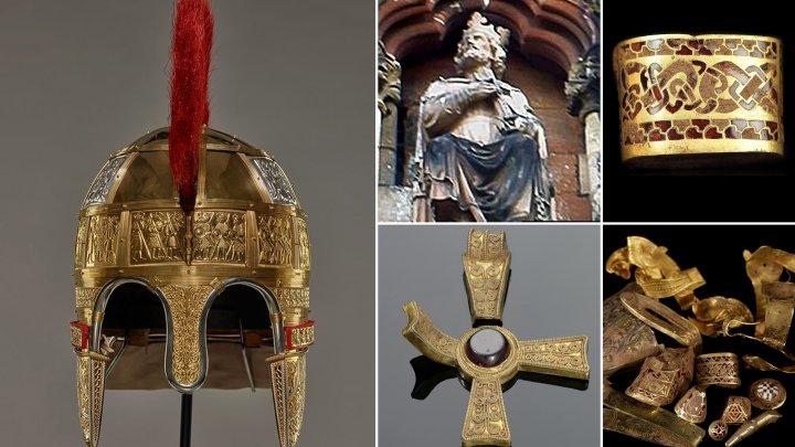 Comoară de 4.900 de obiecte de aur, descoperită cu un căutător de metale din Marea Britanie