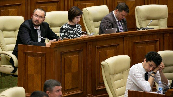 Un deputat PAS îi răspunde lui Igor Dodon: Zarurile au fost aruncate. Acordul şi-a încheiat existenţa