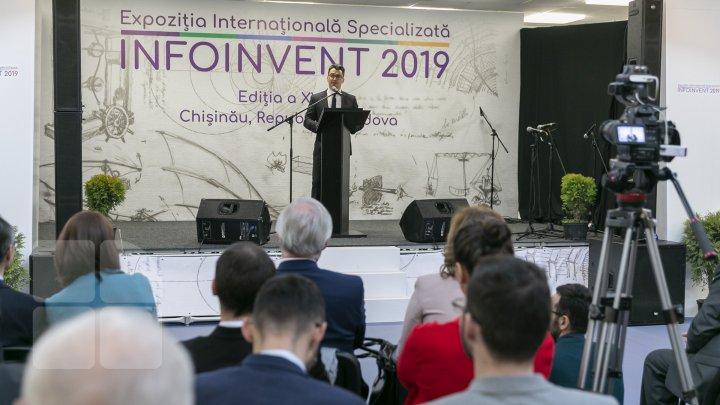 FOTOREPORT Cum a fost văzută Expoziția Internațională Specializată INFOINVENT 2019