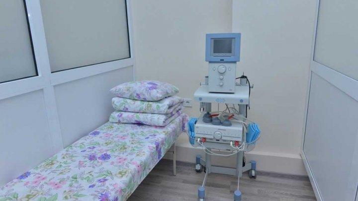Condiţii mai bune pentru pacienţi. La Spitalul Sf. Arhanghel Mihail a fost inaugurat un centru de reabilitare (FOTO)
