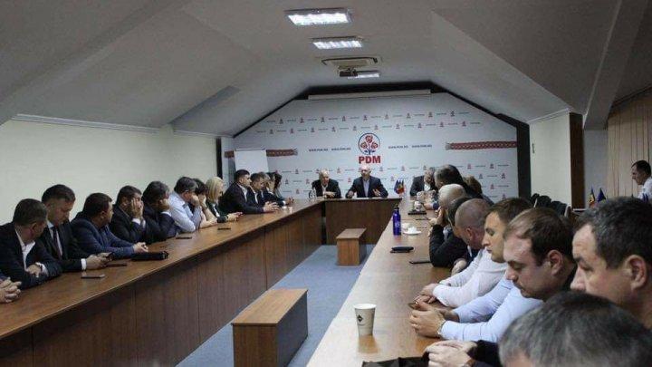 Pavel Filip, după ședința de la partid: Mâine vom acționa ca o echipă unită