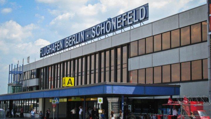 Traficul pe aeroportul Schonefeld din Berlin, oprit din cauza unei bombe neexplodate din război