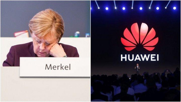 Merkel pledează pentru o poziţie comună europeană faţă de China şi tehnologia 5G