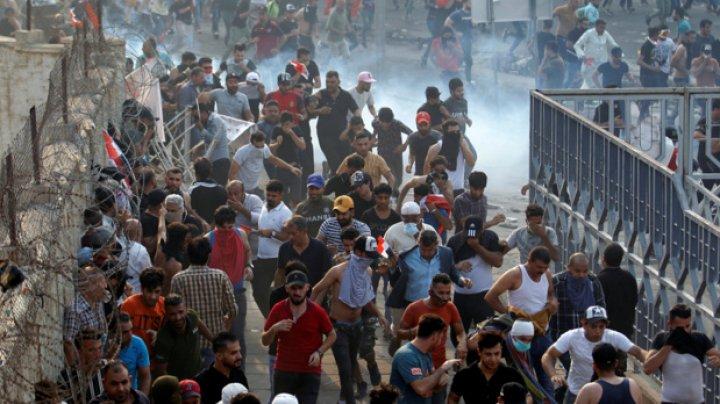 Premierul Irakului, Adel Abdul Mahdi, îşi anunţă demisia după protestele soldate cu sute de morţi