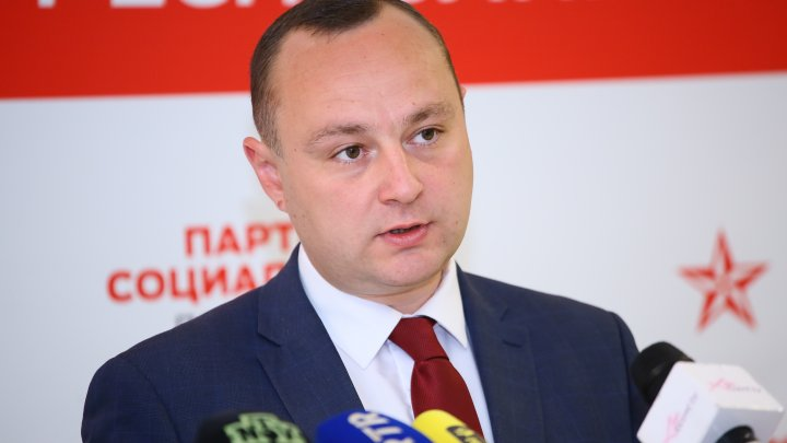 Cine va ocupa fotoliul de vicepreşedinte al Parlamentului în locul lui Ion Ceban