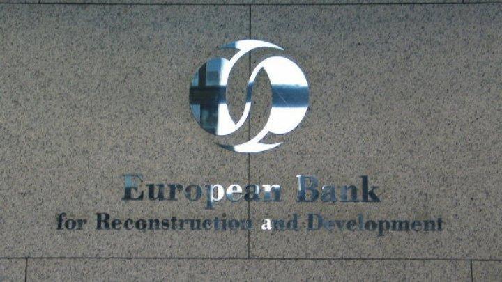 BERD prognozează pentru Moldova o creştere a PIB-ului cu 4%, în 2020