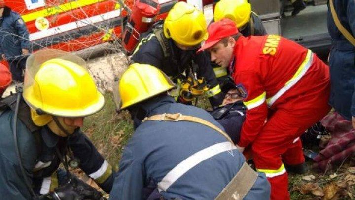 SITUAŢIE DE URGENŢĂ la Cahul. Pompierii şi salvatorii au fost ridicaţi pe ALERTĂ. Ce s-a întâmplat (FOTO)