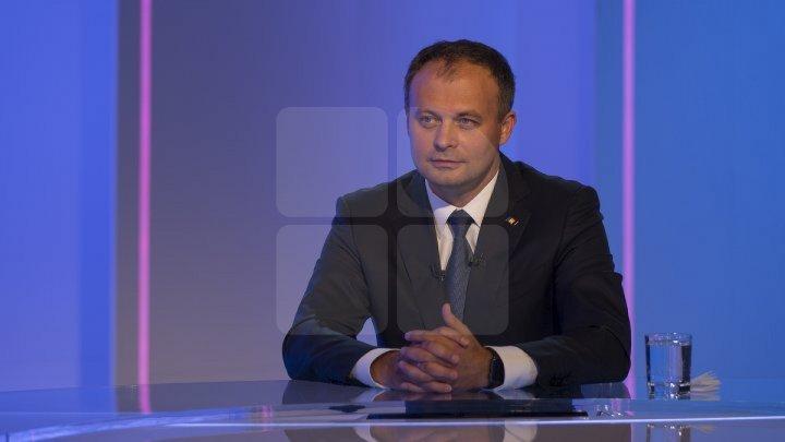 Andrian Candu, după căderea Guvernului Sandu: Nu putem permite ca țara să intre într-o nouă criză social-economică