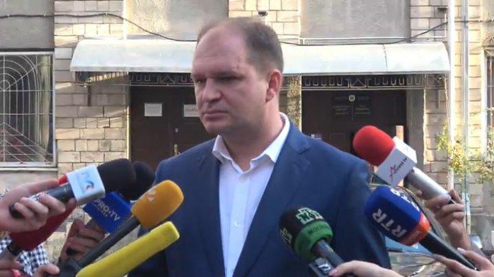 MANDATUL primarului general al Municipiului Chişinău Ion Ceban a fost VALIDAT