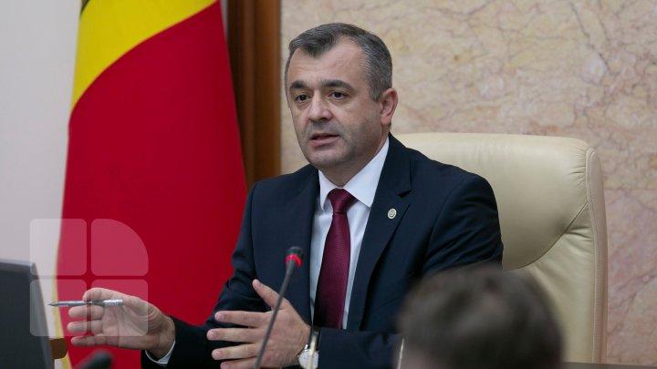 Ion Chicu: Suntem atacaţi de foşti guvernanţi. Facem apel să muncim pentru ţară şi să lăsăm dorinţele politice