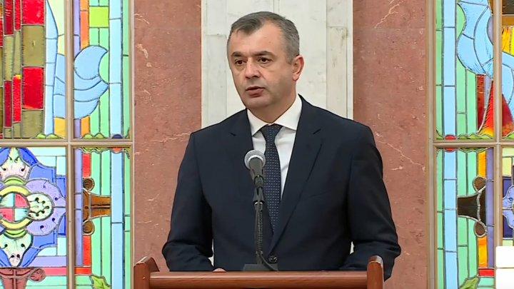 Premierul va pleca săptămâna aceasta la Moscova. Ce urmează să discute Ion Chicu cu ruşii