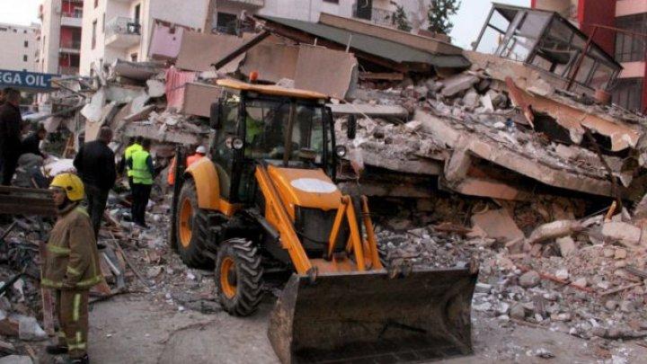 Operaţiunile de salvare în Albania s-au încheiat. Bilanţul seismului: 51 de morţi, aproximativ 2.000 de răniţi
