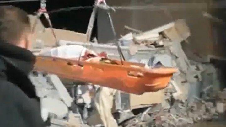 IMAGINI CUTREMURĂTOARE. Doi tineri au murit îmbrățișați, după seismul devastator din Albania (VIDEO)