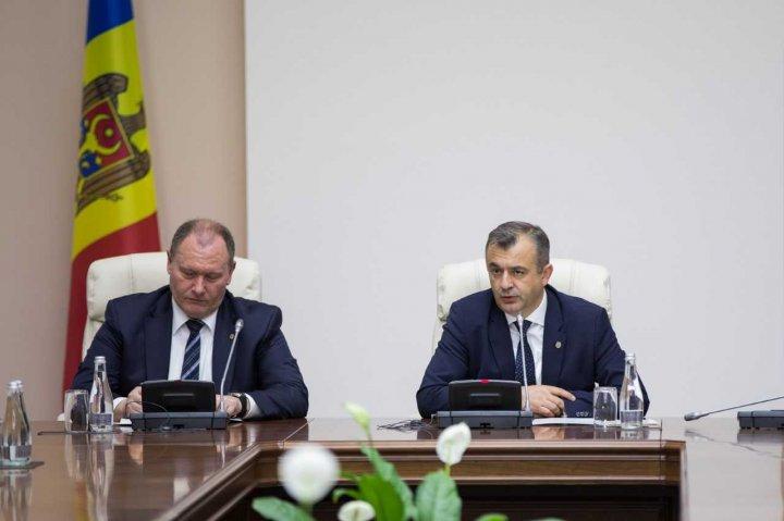 Premierul Ion Chicu s-a întâlnit cu ambasadorii acreditați la Chișinău (FOTO)