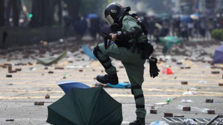 Donald Trump: Dacă nu eram eu, Hong Kongul ar fi fost spulberat în 14 minute