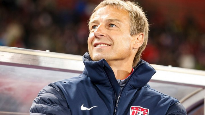 Jurgen Klinsmann este noul antrenor al clubului Hertha Berlin
