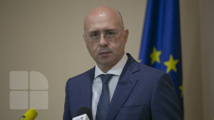 Pavel Filip despre acuzaţiile de şantaj în Rezina: Sunt minciuni grosolane