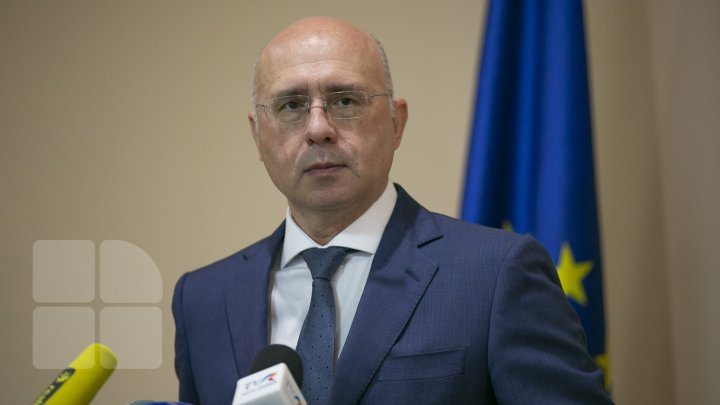 Pavel Filip: Nu au existat discuţii sau consultări cu Vlad Plahotniuc legate de votul PDM în Parlament