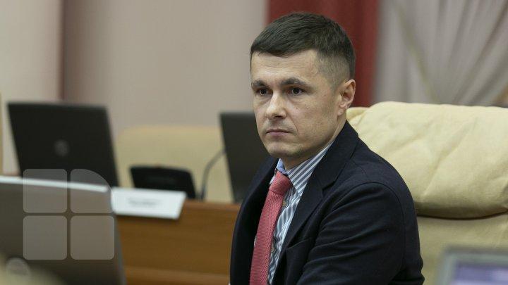 Ministrul Justiției Fadei Nagacevschi, infectat cu noul coronavirus