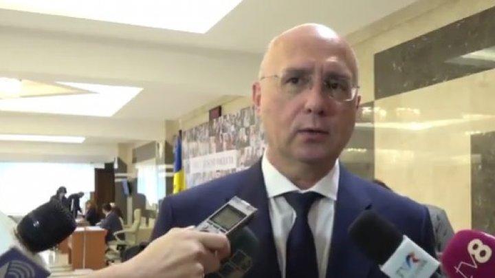 Pavel Filip: Nu discutăm nici cu PSRM şi nici cu blocul ACUM, PDM are propria agendă