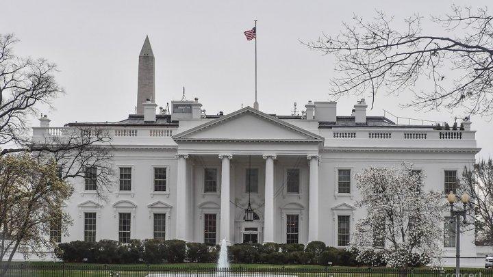 Alertă la Casa Albă. Un avion a pătruns neautorizat în spaţiul aerian din Washington (VIDEO)