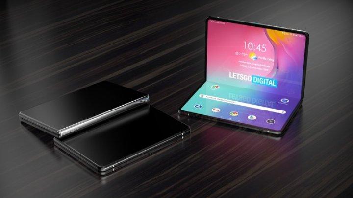 Galaxy Tab Fold,  prima tabletă cu ecran pliabil de la Samsung