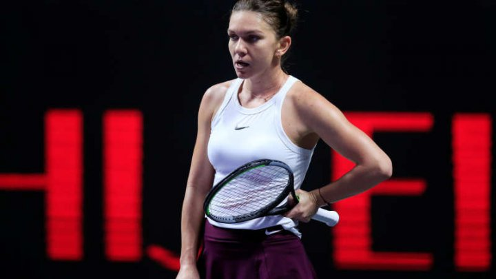Simona Halep, învinsă de Karolina Pliskova, a ratat calificarea în semifinalele Turneului Campioanelor