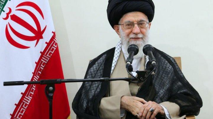 Iranul anunţă creşterea înzecită a producţiei de uraniu îmbogăţit