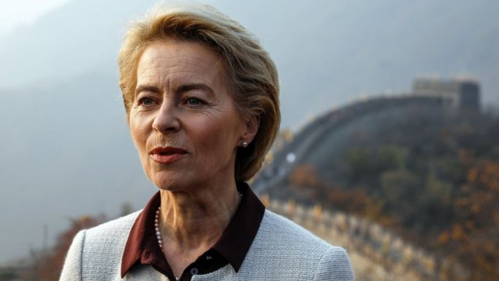 Parlamentul European a aprobat noua componență a Comisiei Europene condusă de Ursula von der Leyen