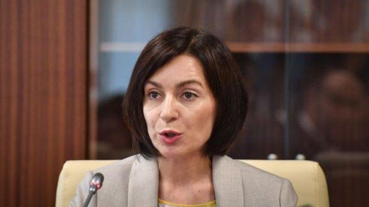 Maia Sandu, nemulţumită de remanierele de la Guvern: Succes nu vă pot ura, dar vă promit că vă vom urmări