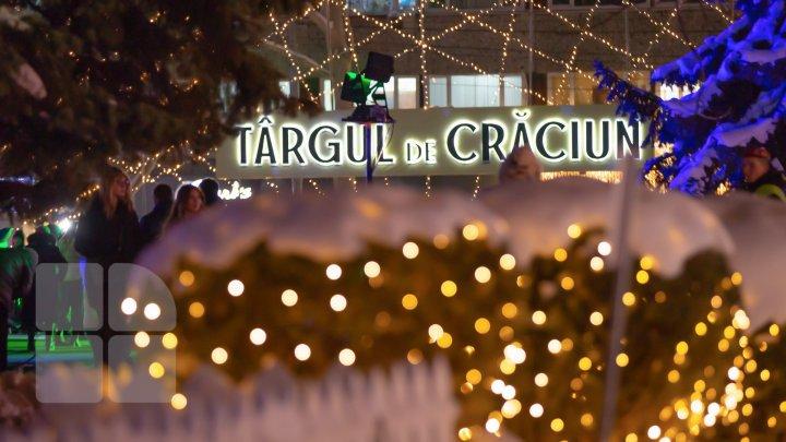 Târgul de Crăciun, va fi inaugurat pe data de 21 decembrie 2019