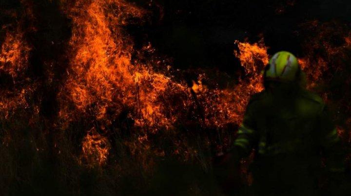 MESAJ VIRAL găsit de un bărbat de la pompierii care i-au salvat casa de incendiu