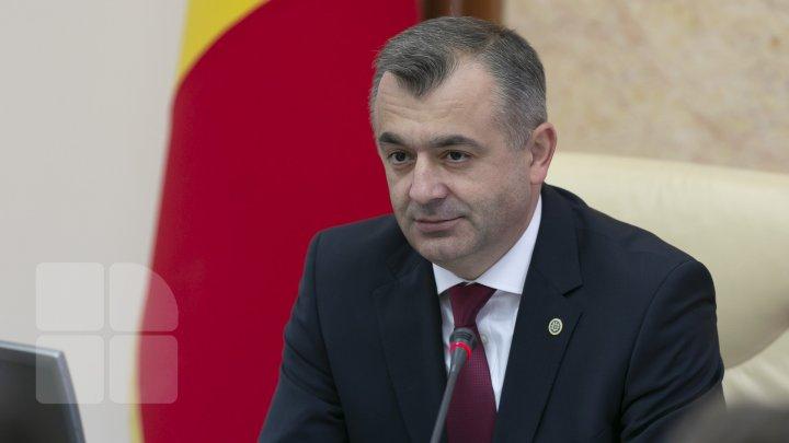 Ion Chicu vine cu o REACŢIE după ce Iohannis a declarat că este nemulţumit de Guvernul de la Chişinău