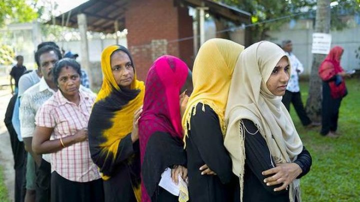 SUA au cerut noului preşedinte din Sri Lanka să respecte drepturile omului
