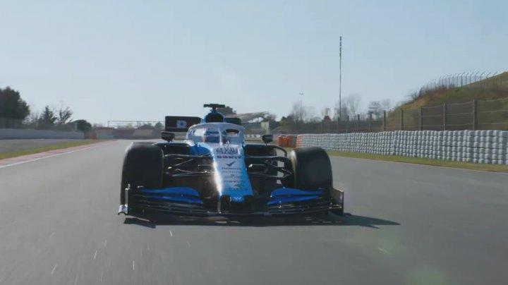 Nicholas Latifi, noul pilot al campionatului mondial de Formula 1