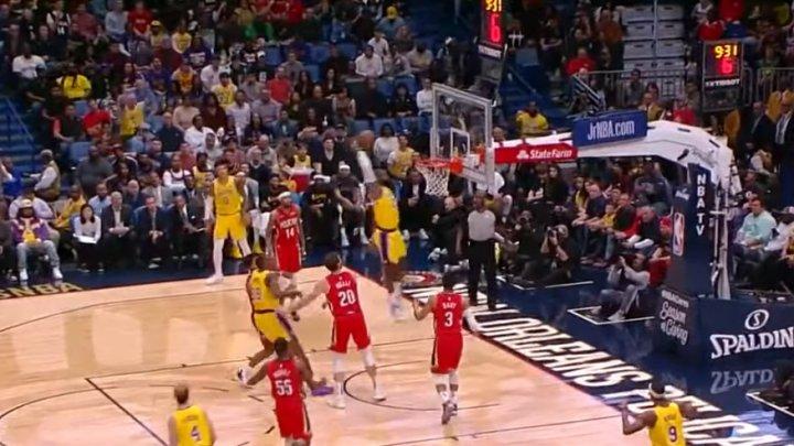 James, o nouă performanţă impresionantă. LeBron a depăşit borna de 33 de mii de puncte în NBA