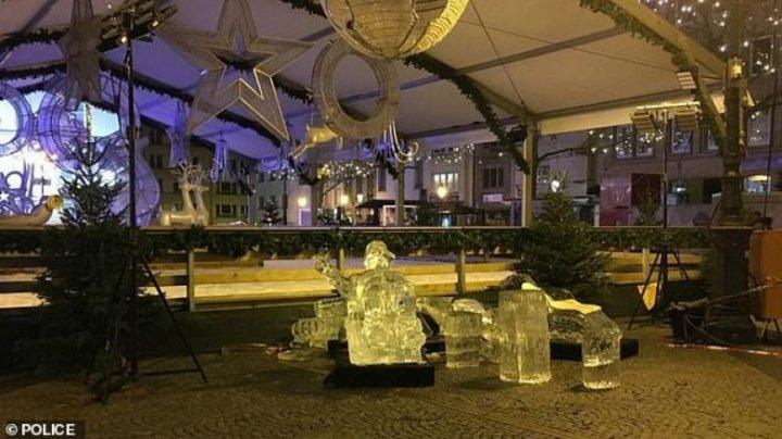 ŞOCANT. Un copil şi-a pierdut viaţa la Târgul de Crăciun din Luxemburg