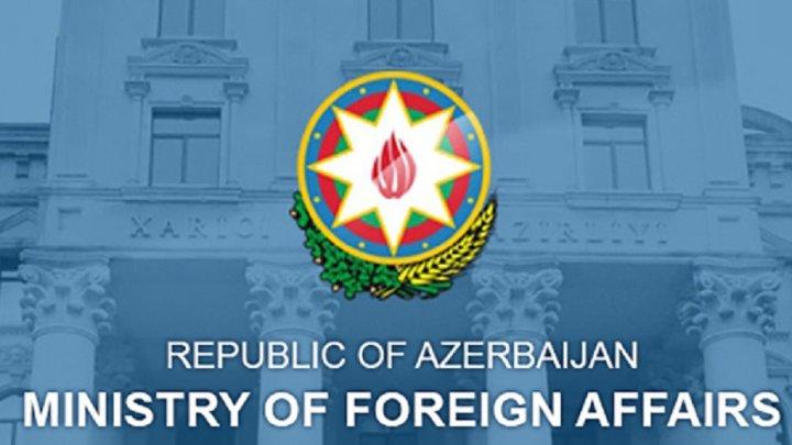 Azerbaidajul a emis o notă de protest ambasadorului rus la Baku