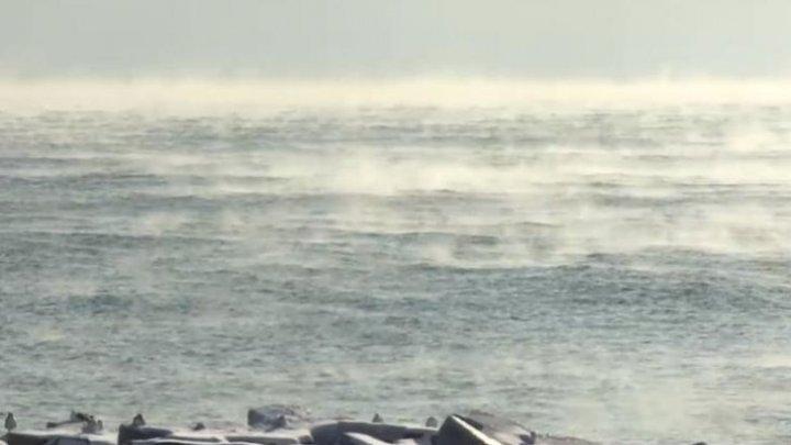 Fenomen spectaculos pe Marea Neagră. Ce spun specialiştii