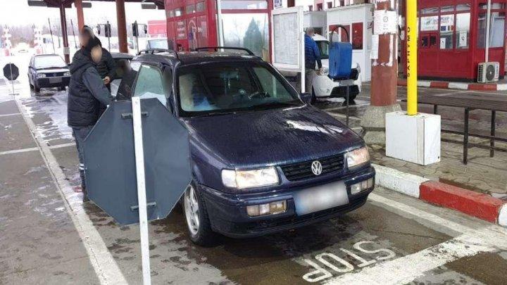 GHINION pentru un moldovean, care era la volanul unui BMW. Ce a aflat când a ajuns la Vama Sculeni