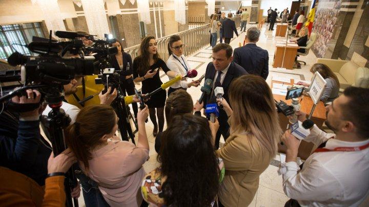 Andrei Năstase s-a răzgândit, nu mai vrea să fie Procuror General: Nici Legea nu îmi permite să pretind la această funcţie