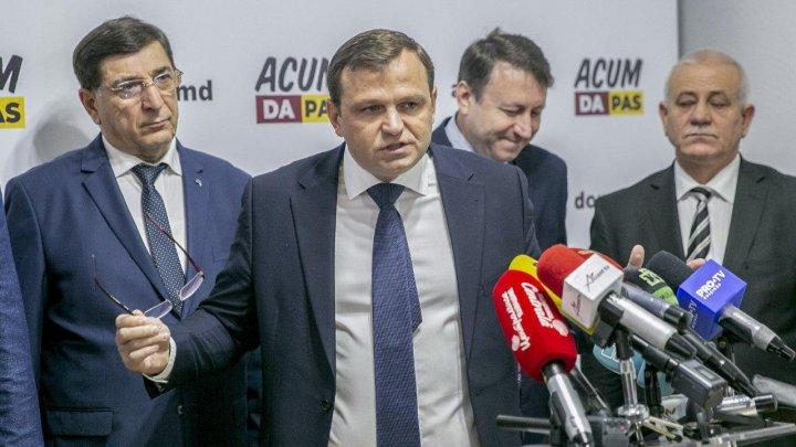 Mesajul lui Andrei Năstase pentru Ion Ceban: Îi urez succes, dar...